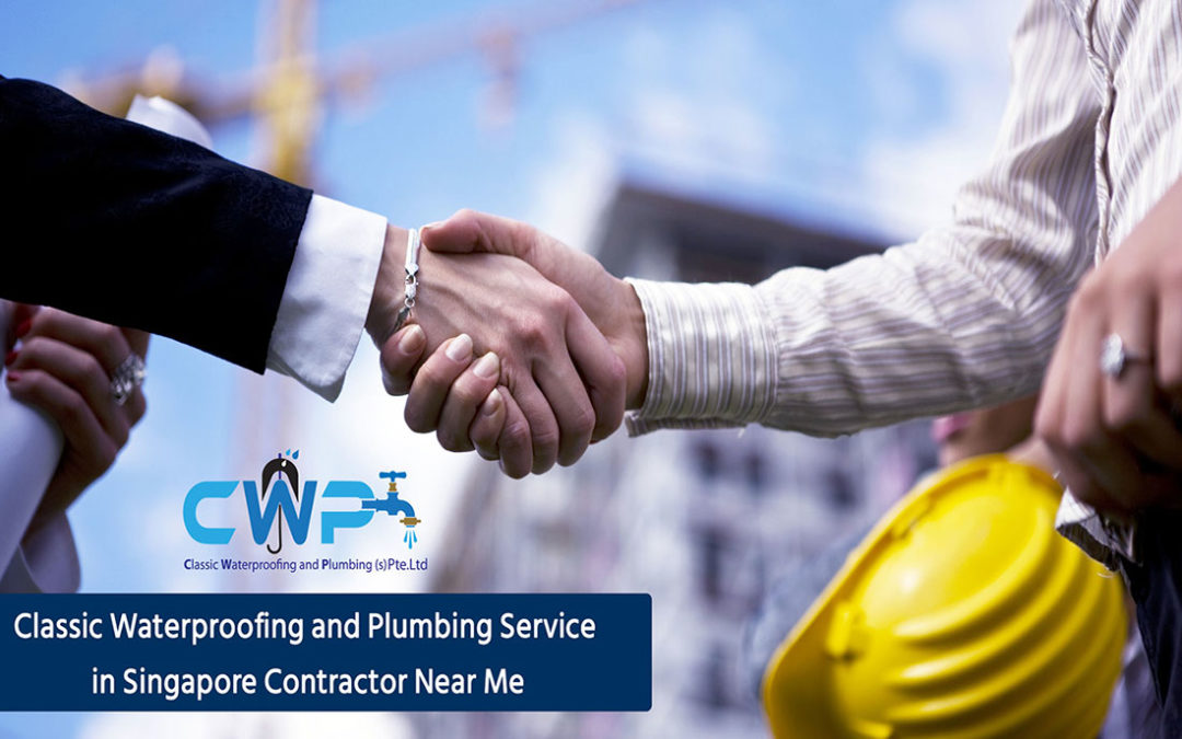 Classic Waterproofing and Plumbing Service (s) Pte Ltd in Singapore Near Me