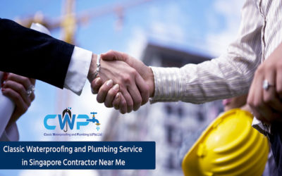 Classic Waterproofing and Plumbing Service (s) Pte.Ltd in Singapore Near Me
